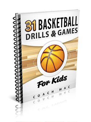 31 Basketball Drills & Games for kids
